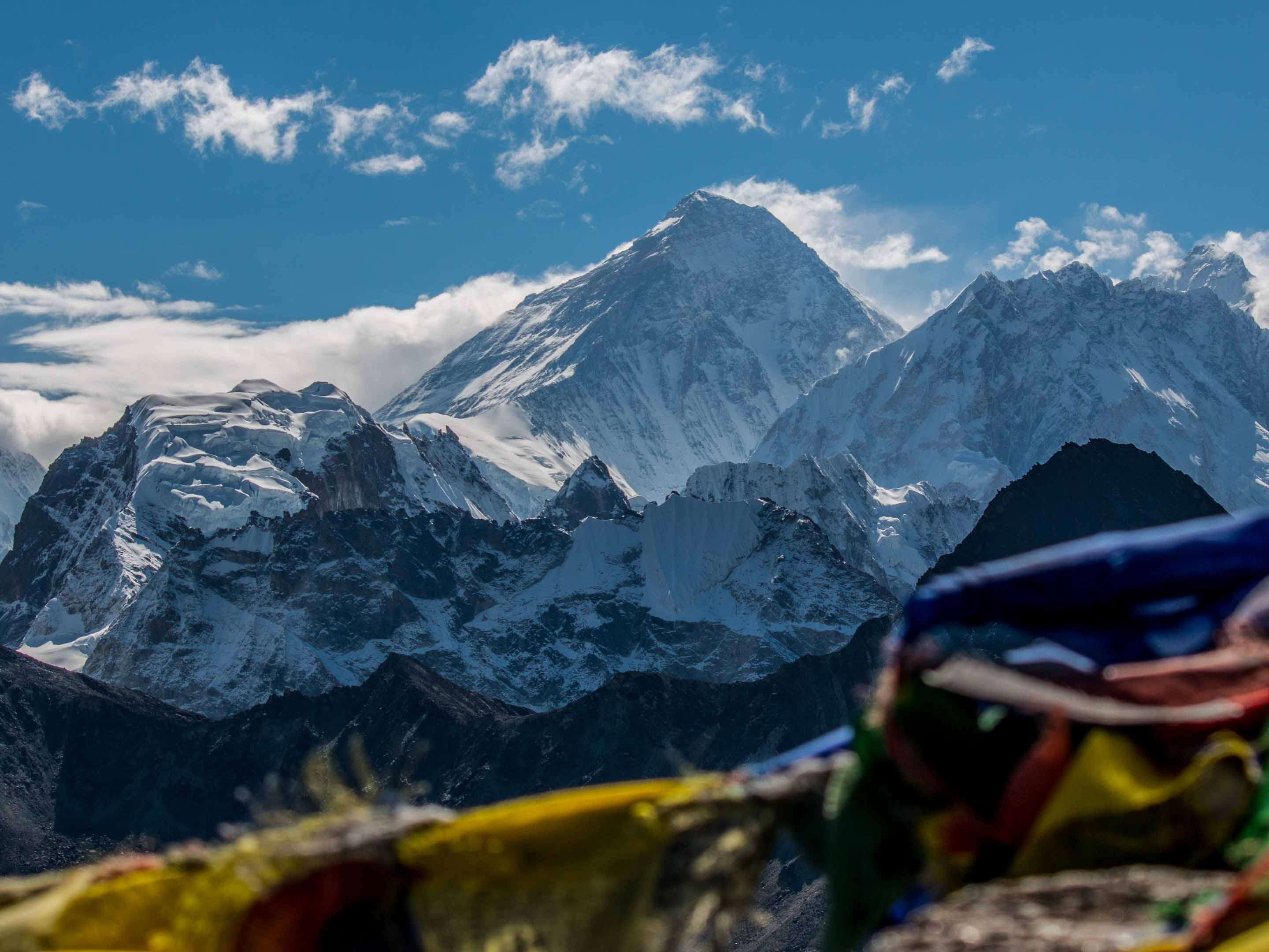 Gokyo Lakes and Everest Base Camp Trek(Cho La Circuit)